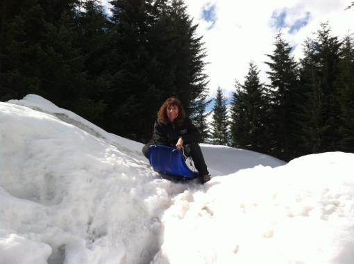 ECM on snow